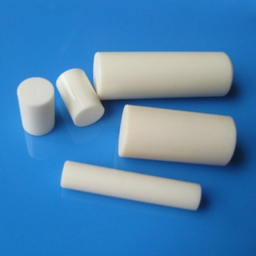 Diamond polished 99.7% al2o3 alumina ceramic cylinder