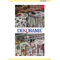 Dekorama Vinyl tablecloths with non woven backing