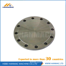 Customized for Aluminum 6061 Blind Flange Aluminum forged 1060 class150 blind flange supply to Yemen Manufacturer