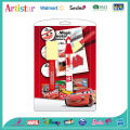Disney Cars art set