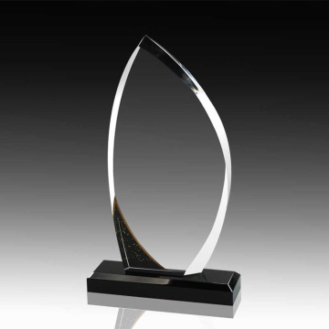 Clear Acrylic Awards Popular Trophies