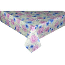 Elegant Tablecloth Kitchen with Non woven backing