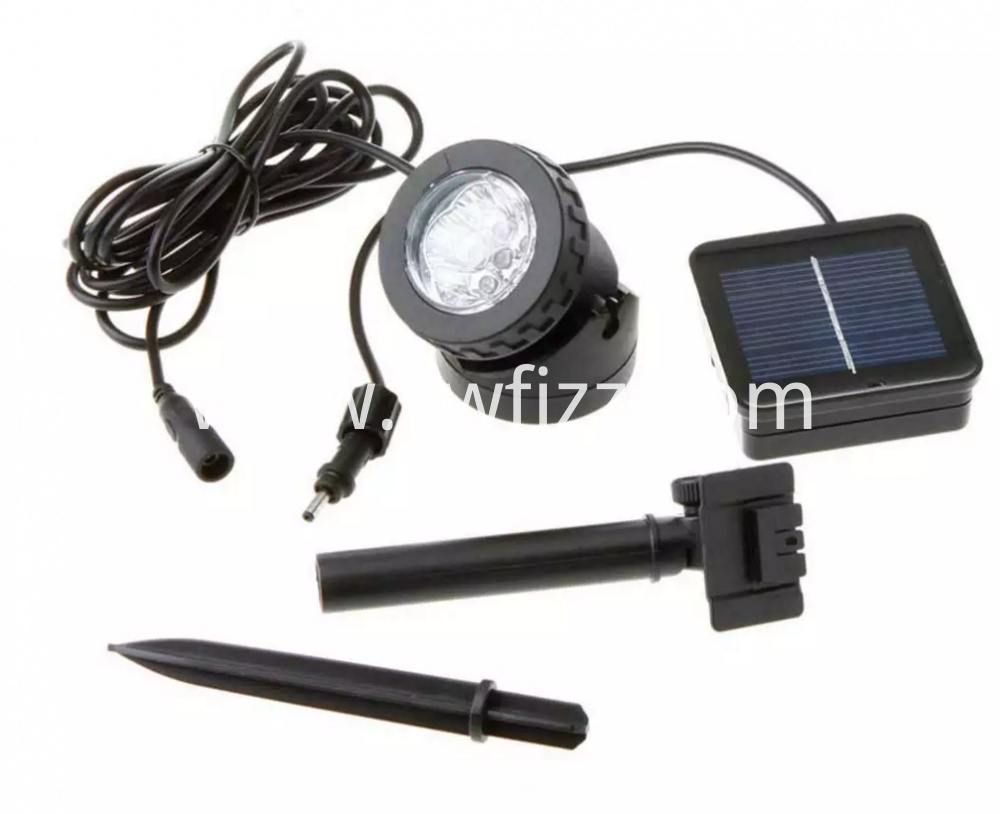 Solar Outdoor Waterproof Spotlight