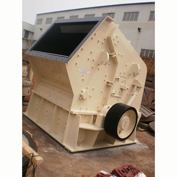 Fine Crushing Mobile Stone Impact Crusher