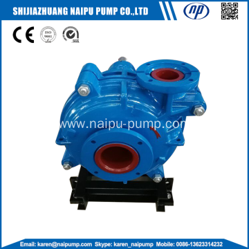 4X6 wear resistant material flotation Feed Pumps