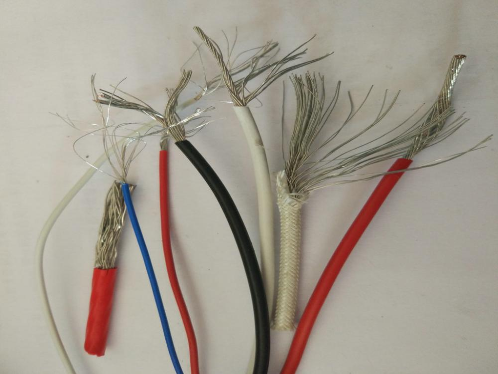 Cold resistant cable