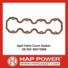 Low Cost for China Durable Valve Cover Gasket, Rubber Valve Cover Gasket, Wear Resistant Valve Cover Gasket Supplier Opel Valve Cover Gasket 90215968 export to Burundi Importers