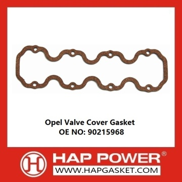 Low price for Wear Resistant Valve Cover Gasket Opel Valve Cover Gasket 90215968 supply to Turks and Caicos Islands Importers