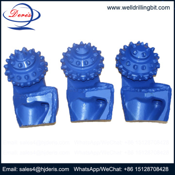 IADC 637 Roller Cone Bit with nozzle