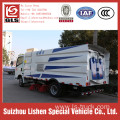HOWO Road Sweeper Runway Vehicle Cleaning Truck