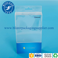 ODM for Manufacturer of Triangle Foldable Boxes Packaging in China Eco Friendly Frosted Rectangular Plastic Packaging export to St. Helena Supplier