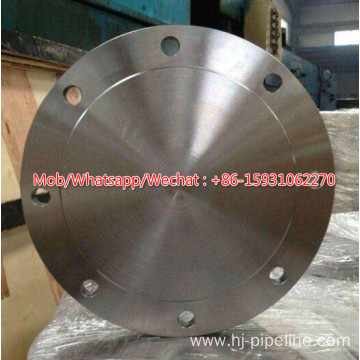 high pressure carbon steel blind flange