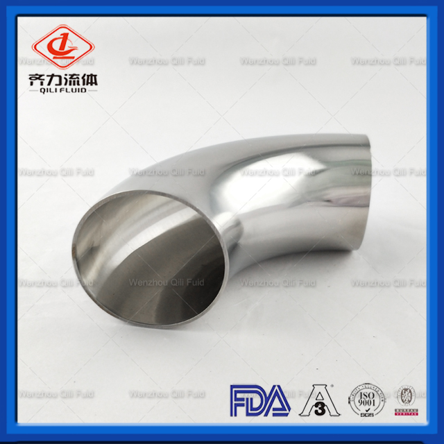 Food Grade Tube Pittings Elbow