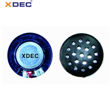30mm 32ohm 20mW mesh cover headphone speaker drivers