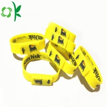 Elegant Yellow Bracelet Cool Silicone Power Balance Bangles