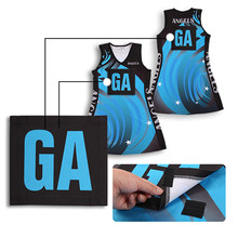 Manufacturer for Netball Uniforms Custom sport netball uniform Girl bodysuit Netball Dress supply to Madagascar Wholesale