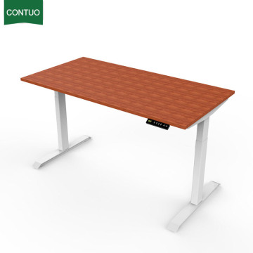 Ergonomic Electric Height Adjustable Sit Stand Up Desk