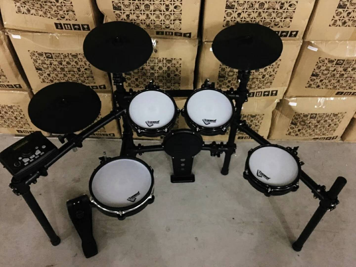 Electronic 5 Pieces Drum