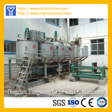 Sales Service Provided for Vegetable Oil Refining Plant