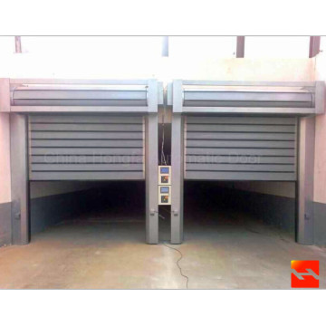 Turbin Aluminium Panel Pintu Cepat Roller Security