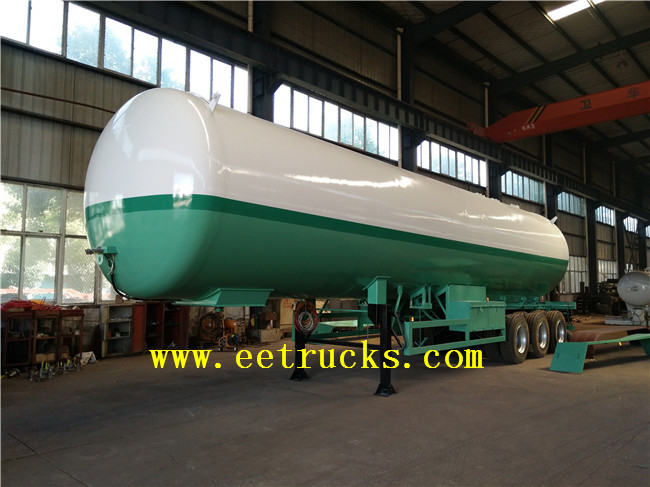 Propane Trailer Transport Tanks