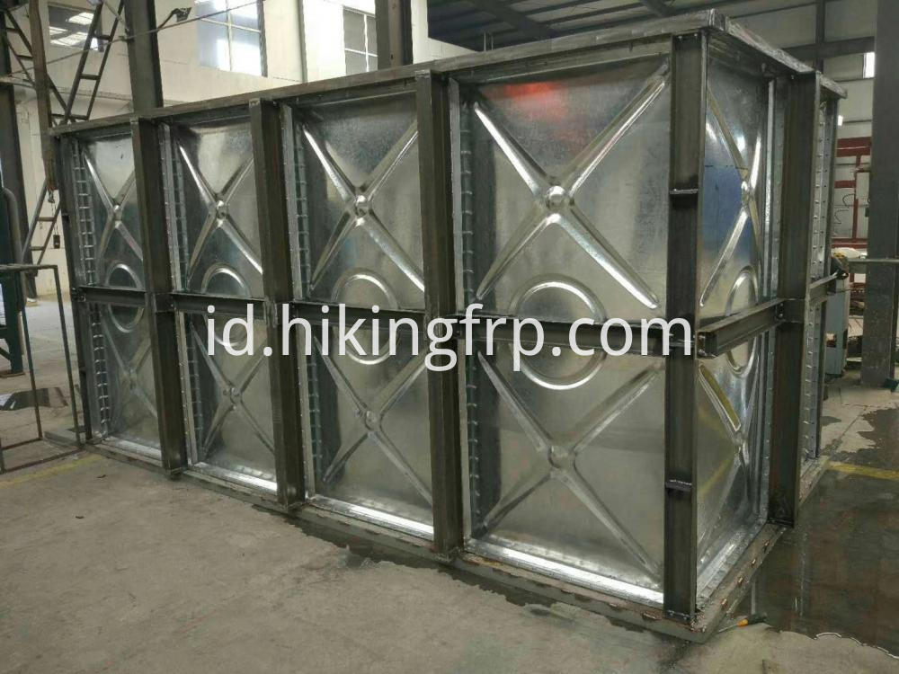 Galvanized Bolted Steel Panel Tank
