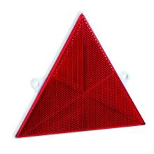 Best quality Low price for Truck Reflector E4 Truck Trailer Triangle Safety Reflectors export to Australia Supplier