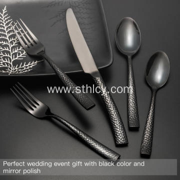 Custom Stainless Steel Silverware For Restaurant Hotel
