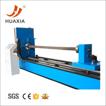 cnc plasma tube cutting machine cut square pipe