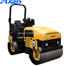 Factory made hot-sale for Ride-On Road Roller 3 Ton Small Asphalt Compactor Machine supply to Estonia Factories