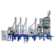 Best Price for for Complete Rice Milling Plant Paddy Rice Flour Mill Machine export to Indonesia Exporter