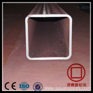 Hollow Section Steel Pipe Rectangular Tube