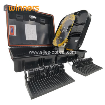 Waterproof Ip68 16 Port Fiber Terminal Box
