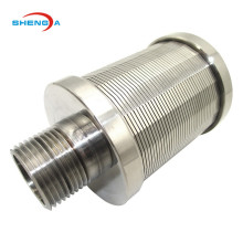 SS Water Slot Filter Nozzle Cup