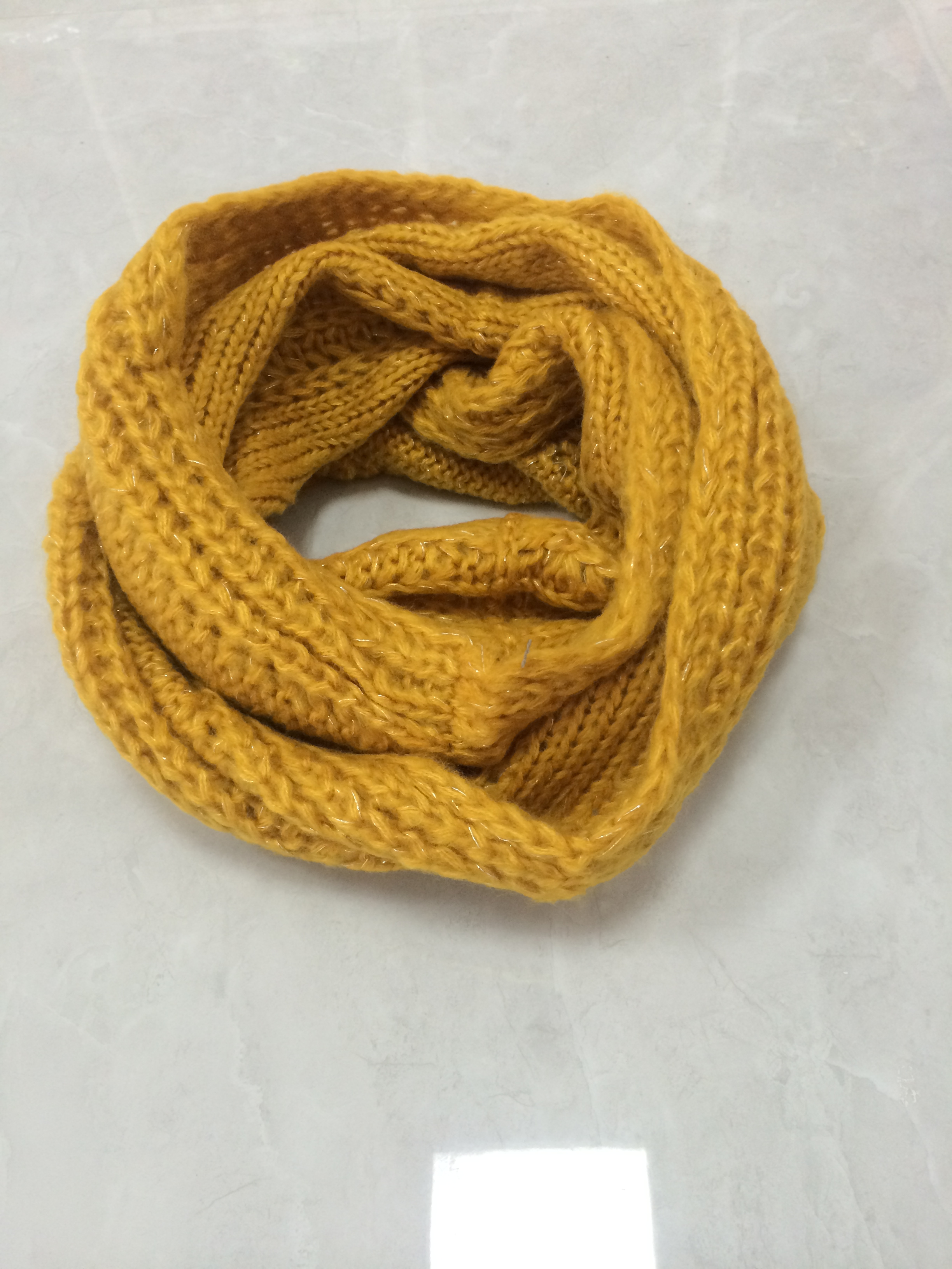 Knitting Adult Neck Warmer