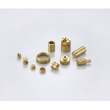 Titanium Barbed clips Brass Automotive String Parts