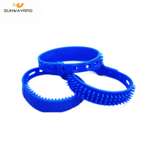 OEM Customized for Adjustable Silicone RFID Wristbands,RFID Chip Bracelet,RFID Tag Wristband Wholesale from China RFID UHF Silicone Wristband G14 Alien H3 Gen2 export to Saint Lucia Factories
