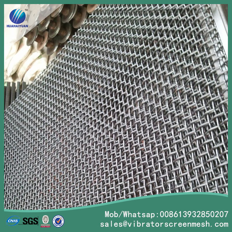 Rusia 72a Quarry Screen Mesh 2