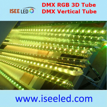 Free sample for for Dmx 3D Led Tube Light Dmx Led Snow Drop Lights 3D Ceiling Light supply to Germany Exporter