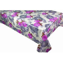 Elegant Tablecloth with Non woven backing Sequin