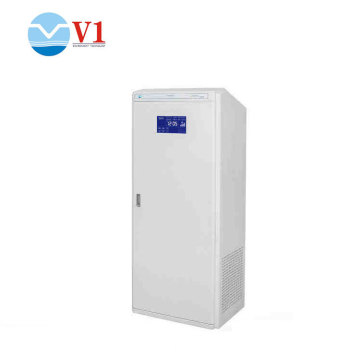Bacteria ion air cleaner plasma sterilizer purifier