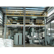 AL-S high qulity PP Spunbond Non Woven Fabric Production Line