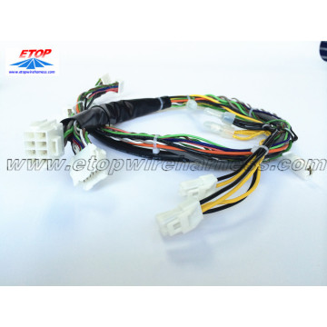 New Fashion Design for China Game Machine Wire Assembly,Wire Connectors Assembly,Wiring Harness For Game Machine Supplier Wire Assembly For Dolls Machine export to Portugal Importers