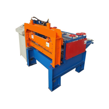 Metal Coil Hydraulic Leveling and Cutting Machine