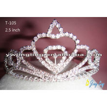 Wholesale Cheap Rhinestone Crown For Sale