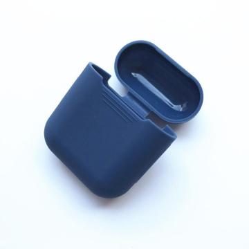 popular plastic silicone earphone case