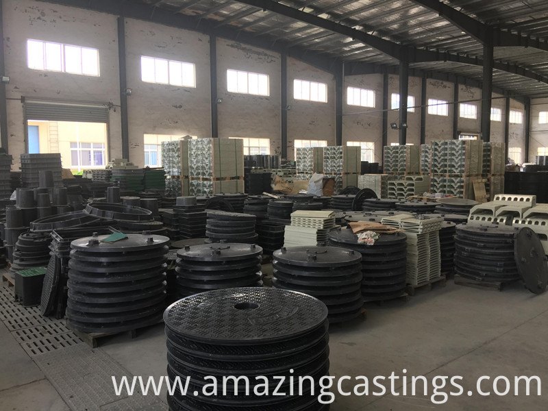 manhole cover factory