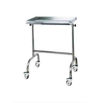 Stainless steel double rod square tray