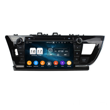 car stereo head unit bluetooth for COROLLA