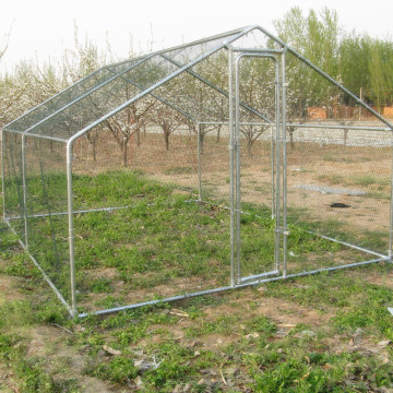 Walk in Pet Enclosure Chicken Run Coop